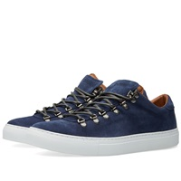 Diemme Marostica Low Navy Velour Suede