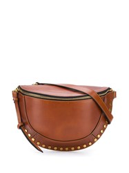 Isabel Marant Skano Belt Bag Brown