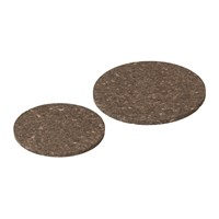 Broste Copenhagen Bill Coaster Set Of 2