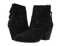 Aerosoles Vital Sign Black Suede Women's Pull On Boots