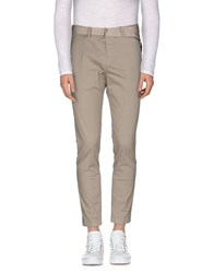 L W Brand Trousers Casual Trousers Men Grey