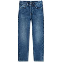 Carhartt Wip Newel Relaxed Tapered Jean Blue