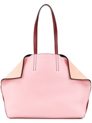 Alexander Mcqueen Small Tote Bag Pink