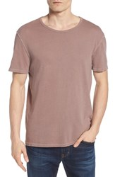 Ag Jeans Ramsey Slim Fit Crewneck T Shirt Weathered Valley Oak