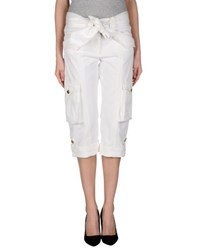 Just Cavalli Trousers 3 4 Length Trousers Women