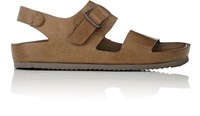 Officine Creative Men's Salinas Sandals Brown