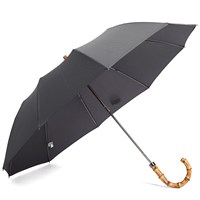 London Undercover City Fleck Telescopic Umbrella Grey