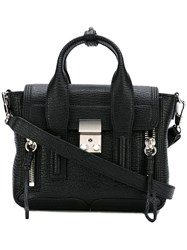 3.1 Phillip Lim Mini Pashli Satchel Black