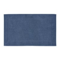 Aquanova London Bath Mat Denim Blue