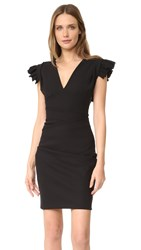 Preen Marilyn Dress Black