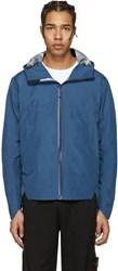 Arcteryx Veilance Navy Arris Hooded Jacket