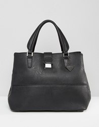 Marc B Chelsy Large Tote Bag Black