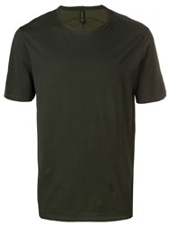 Transit Relaxed Fit T Shirt Green
