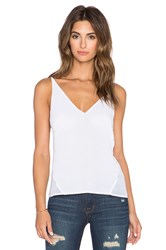 J Brand Lucy Camisole White