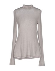 Elizabeth And James Turtlenecks Light Grey