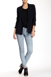 Rich And Skinny Coated Legacy Skinny Jean Blue