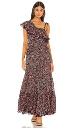 Free People What About Love Dress In Black.