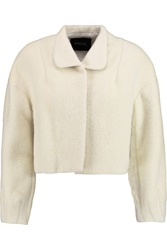 Raoul Cropped Wool Blend Jacket