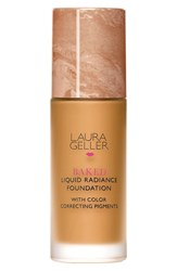 Laura Geller Beauty 'Baked' Liquid Radiance Foundation Honey