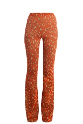 Missoni Leopard Trousers