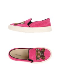 Markus Lupfer Footwear Low Tops And Trainers Women Fuchsia