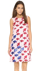 Elle Sasson Domenique Dress Pink Sparrow