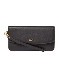 Dickins And Jones Maisie Multi Compartment Pouch Black