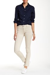 Dl1961 Angel Mid Rise Skinny Ankle Jean Beige