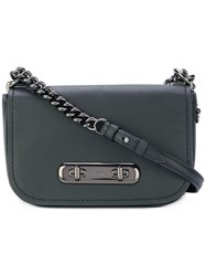 Coach Swagger 20 Shoulder Bag Black 52ccad7f0be6d