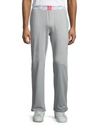 Psycho Bunny Luxe Jersey Lounge Pants Gray