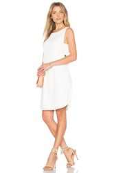 Velvet By Graham And Spencer Eugenia Tank Dress White
