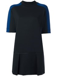 Nikecourt Knitted T Shirt Dress Black