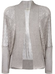 Bellerose 'Nyon' Cardigan Grey