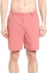 Southern Tide Men's T3 Outrigger Shorts Resort Coral