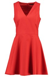 Sisley Summer Dress Red