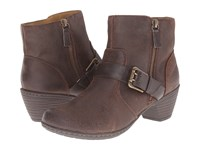 Softspots Saffron Coffee Women's Boots Brown