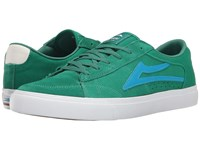 Lakai Ellis Green Suede Men's Shoes