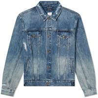 Ksubi Oh G Dollar Jacket Blue