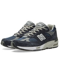New Balance M991nv Made In England Blue