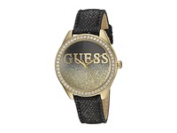 Guess U0823l6 Black Sparkle Watches