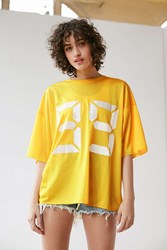 Silence And Noise Wake Up Jersey Yellow