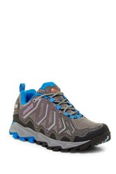 Montrail Trans Alps Outdry Sneaker Gray