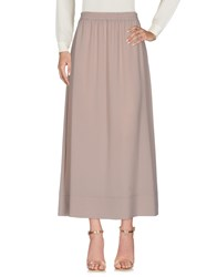 At.P. Co At.P.Co Long Skirts Beige