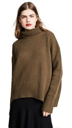 Edition10 Turtle Neck Sweater Cypress