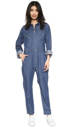 Paul Smith Flight Suit Denim