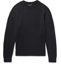 Alexander Wang Wool And Cashmere Blend Sweater Black