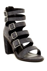 Rebels Yandy Heeled Sandal Black