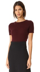 Theory Tolleree Cashmere Sweater Sumac