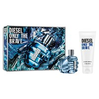 Diesel Only The Brave Eau De Toilette 50Ml Gift Set