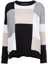 Derek Lam 10 Crosby Color Block Sweater Multicolour